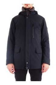 MONTECORE 2720CX003-192563 Coat Men BLUE