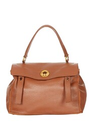 Muse Two Satchel Leather Calf