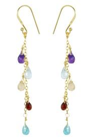 Gem Lights Earrings
