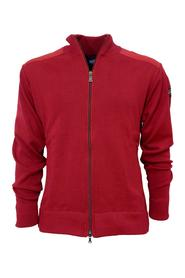 SWEATSHIRT ZIP COP1029 WITH POCKETS AND PATCHES