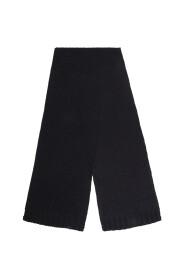 shawl PureWhite/zwart