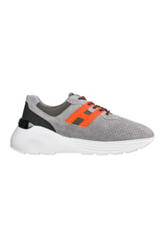 men's shoes suede trainers sneakers active one