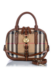 Nova Check Orchard Satchel