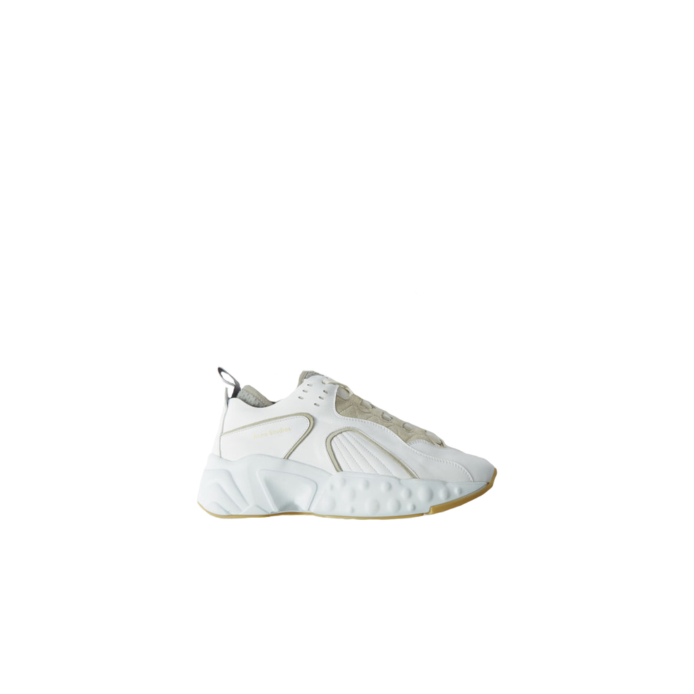 White Manhattan Nappa Sko  Acne Studios  Sneakers