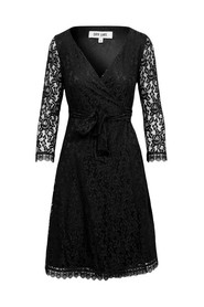Joni Wrap Dress
