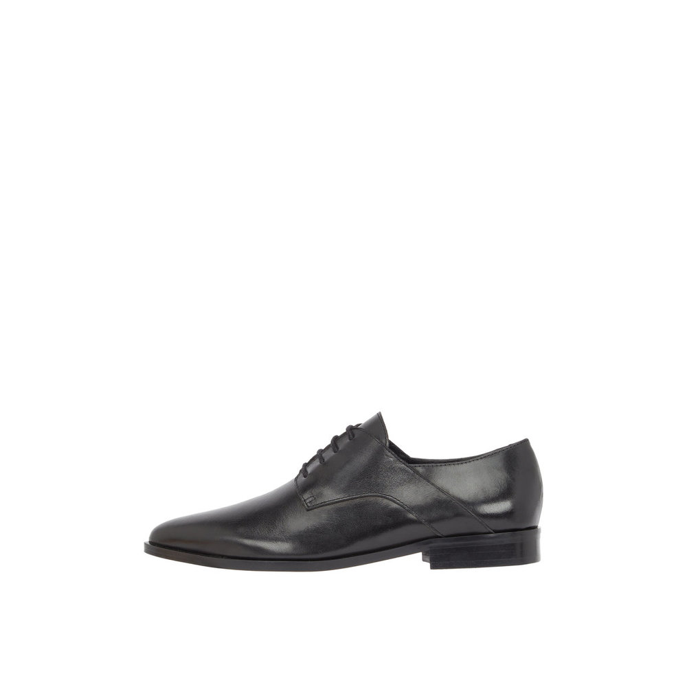 Derby Shoes Pointed