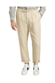 Birch Linen Trousers