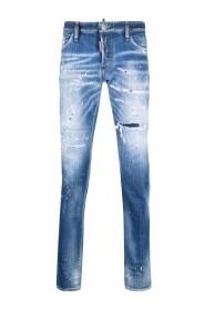 Medium Painter Wash Skater Jeans