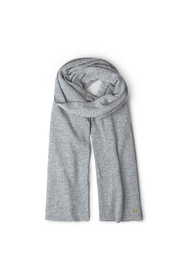 Thess scarf flannel grey - Syster P