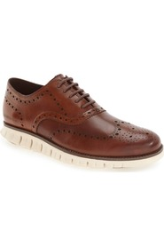 Cole Haan Zerogrand Wing Oxford Britiske Tan