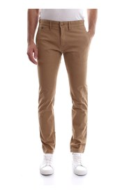 TOMMY JEANS DM0DM04398 SLIM CHINO PANTS Men KELP