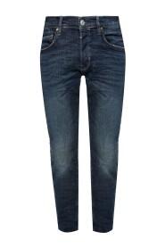 Rex raw edge jeans