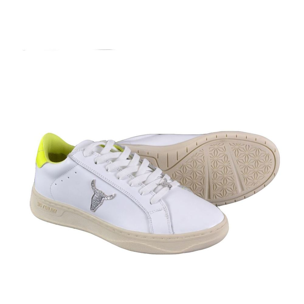 White Galaxy low sneakers | Windsor Smith | Sneakers | Damenschuhe
