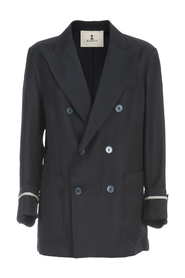 RICCARDA DOUBLE BREASTED JACKET LOOSE FIT