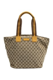 Pre-owned Large Handle Web Tote