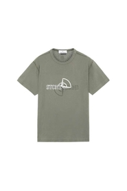 23381 Graphic Two Petrol T-shirt