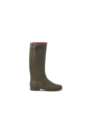 classic green rain boot Chantebelle
