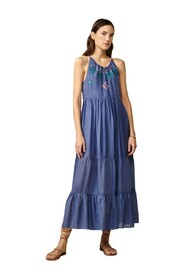 Gill Dress in Eclipse