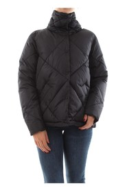 SAVE THE DUCK D3807W MEGA9 JACKET AND JACKETS Women BLACK