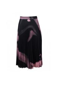 Liquid melt skirt