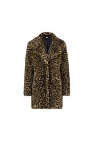Jevi Faux Fur Coat