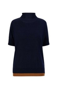AFONA Short Sleeve Sweater
