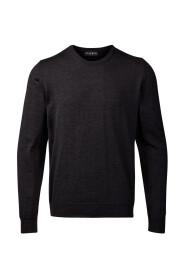 O-Neck Merino Pullover Genser H
