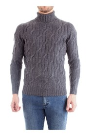 AT.P.CO A19451ACE JERSEY Men GREY