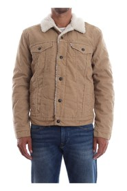 16365 SHERPA TRUCKER OUTERWEAR AND JACKETS