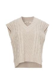 Spacy Knit Vest