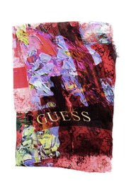 GUESS AW8278MOD03 Scarf Women RED