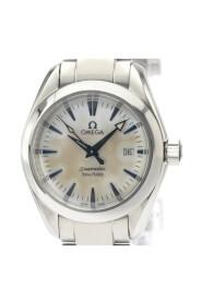 Seamaster Aqua Terra MOP Dial Steel Watch 2577.70