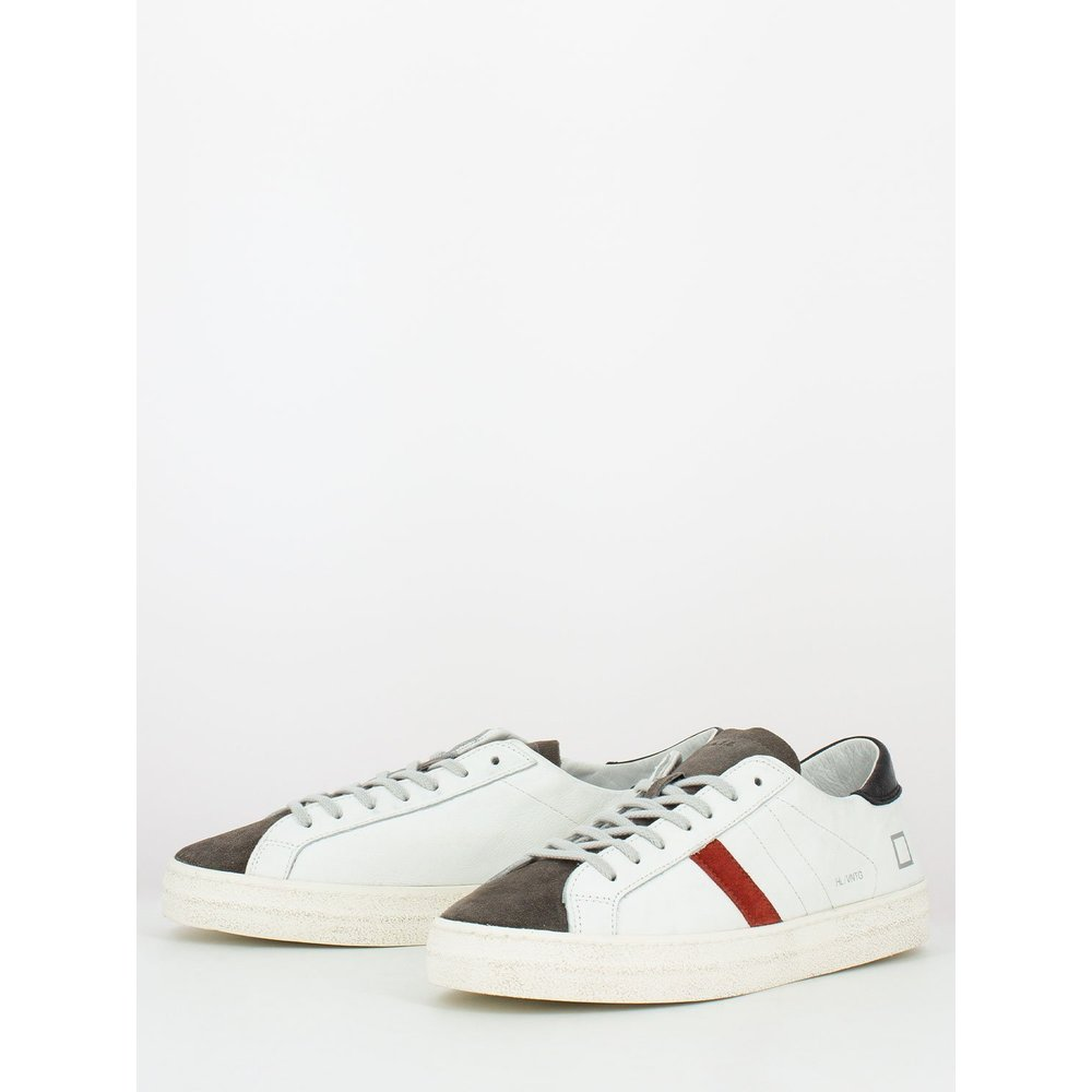 White Hill low vintage calf sneakers | D.A.T.E. | Sneakers | Herenschoenen