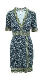 Printed Wrap Dress -Pre Owned Condition Good