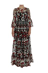 Roses Embroidered Dress