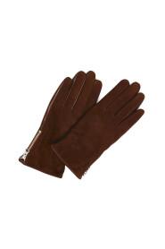 Kath Suede handske med lyn