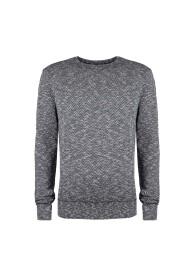 Sweter Vertikal Struktur