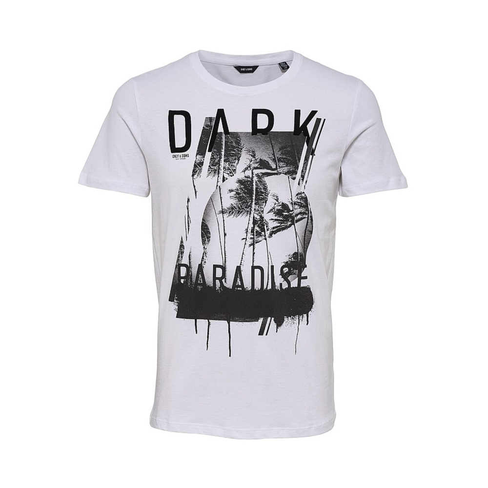 Dark Fitted T-Shirt