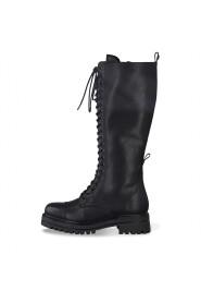 Høye boots med snøring