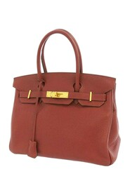 Pre-owned Taurillon Clemence Birkin