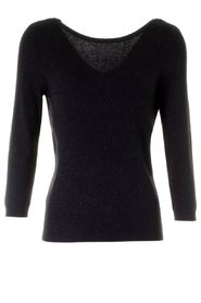 Object Brooklyn Rib Knit Black