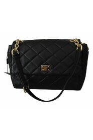 Quilted Shoulder Women Hand Leather Bag