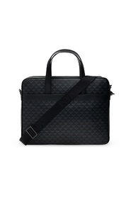 Laptop bag with logo