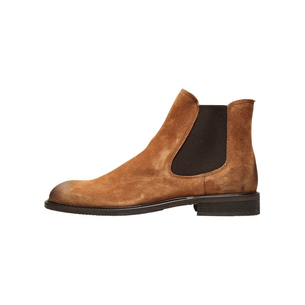 Baxter Chelsea suede boot