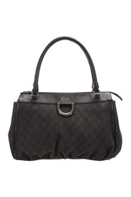 Canvas Abbey D-Ring Tote Bag