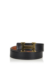Leather Constance Belt