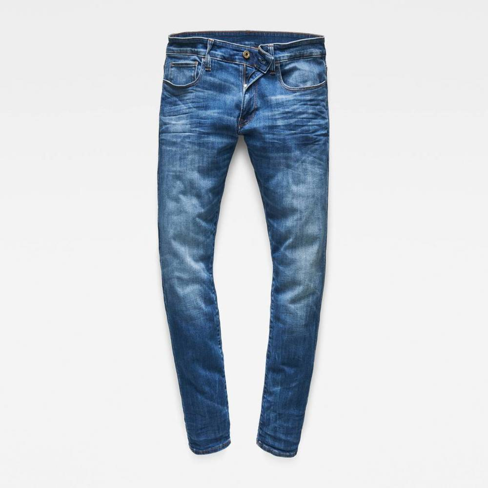 Jeans 3301 deconstructed skinny fit