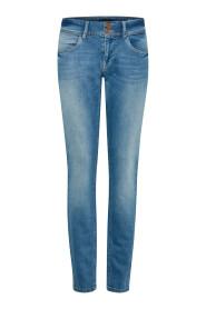 Haya Curve skinny denim jeans