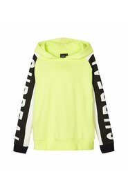 Sweatshirt Neonfarbiges