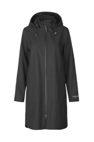 Softshell Regn Jakke Sort RAIN128 001